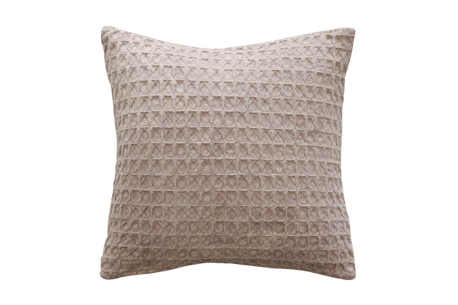 Arthur Square Cushion by Furtex - Dusty Pink