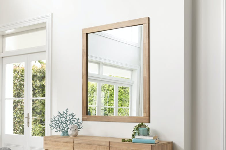 Bari Wall Mirror by John Young Furniture