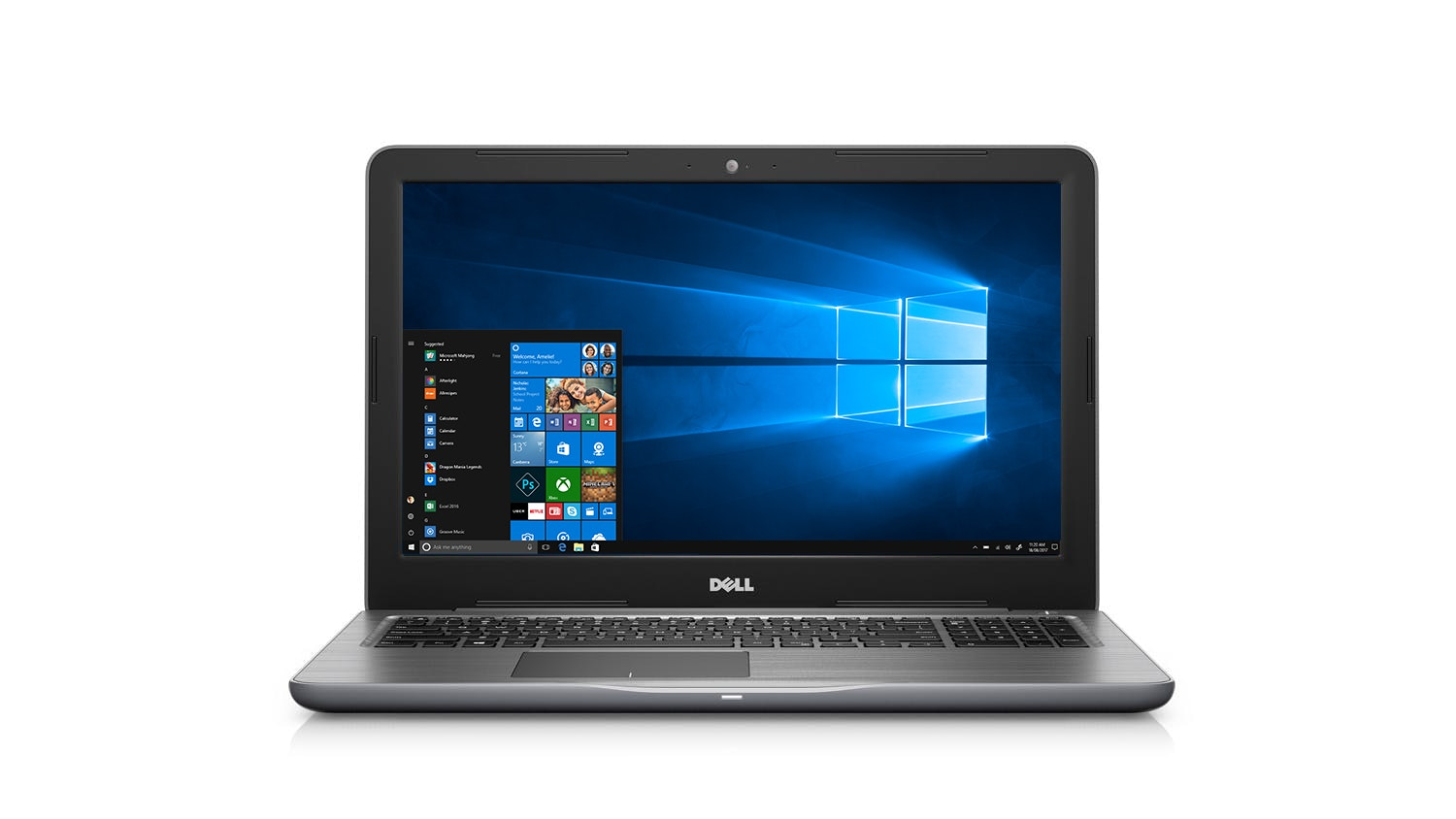 "Dell Inspiron I5565-A000 15.6"" Laptop"