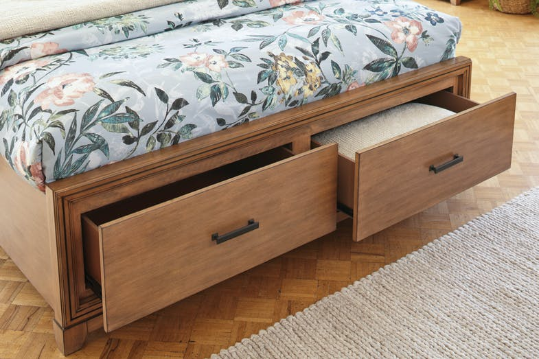 Mantra King Bed Frame
