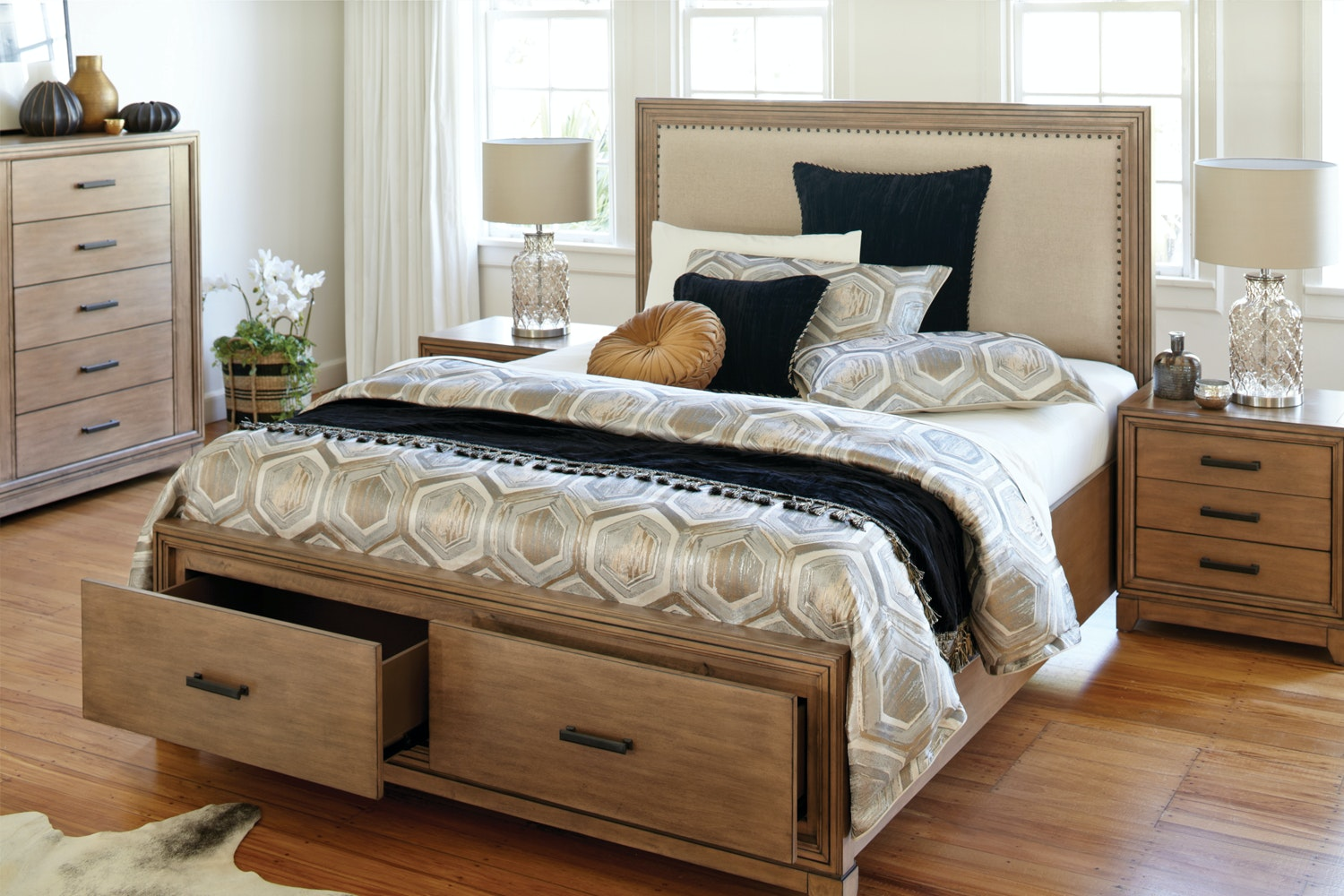 Mantra Super King Bed Frame