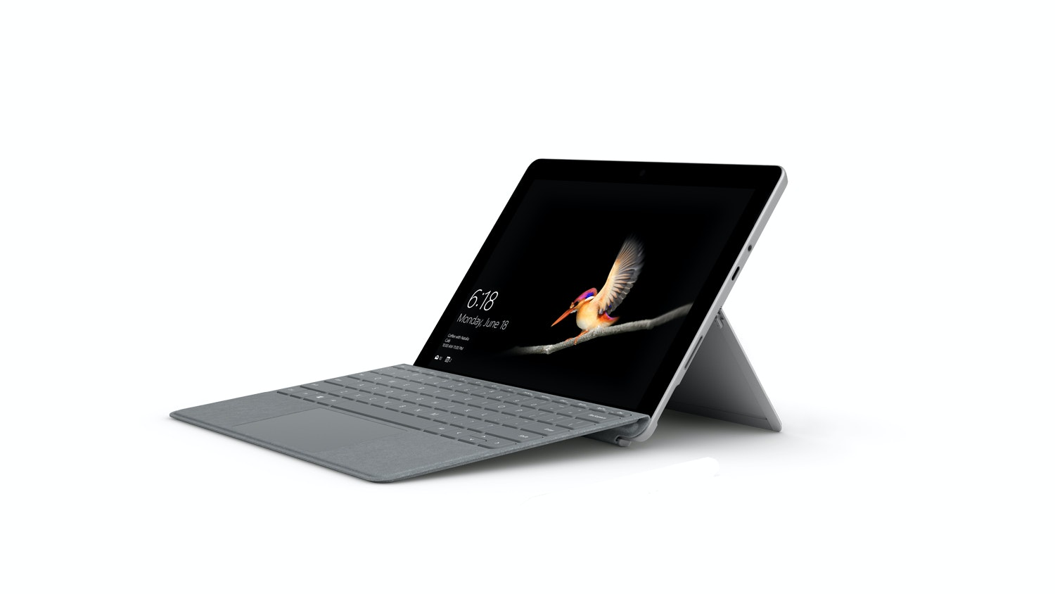 Surface Go with Type Cover
