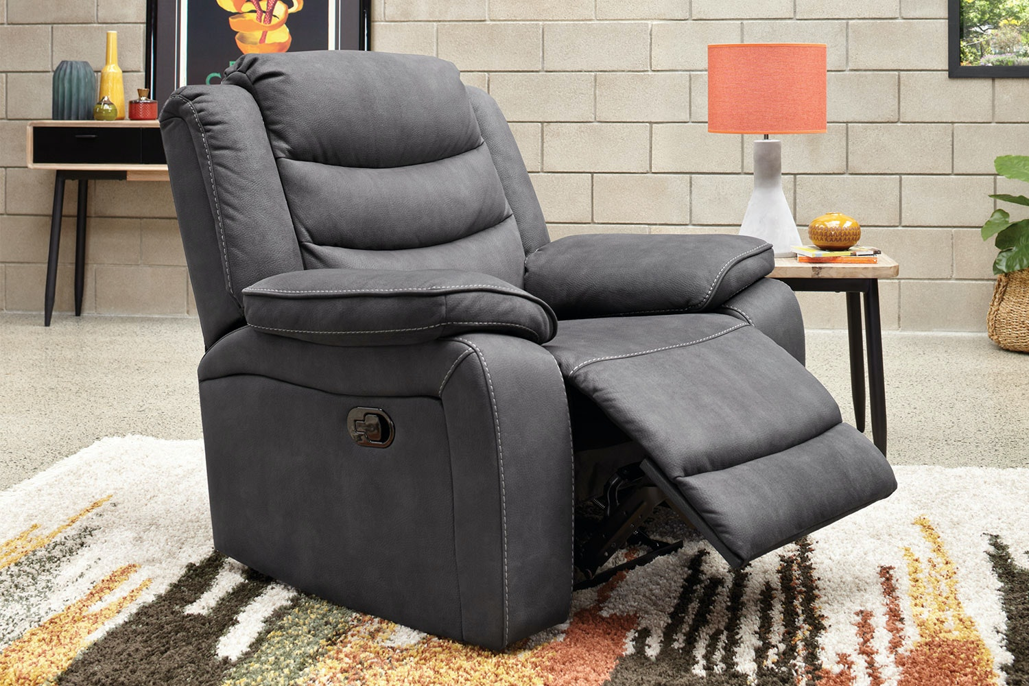 Tyler Fabric Recliner Chair