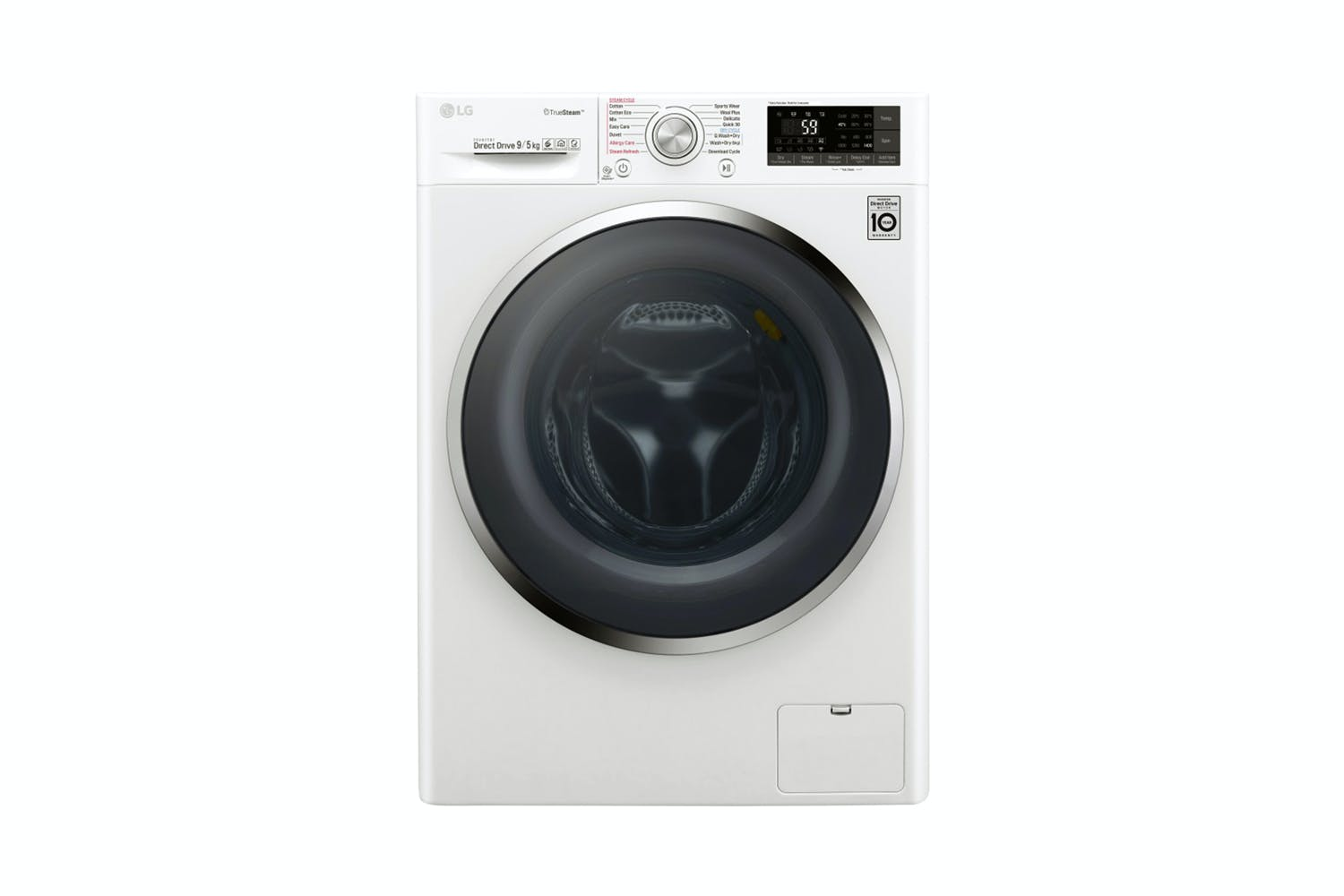 a0c40bcc00ce LG 9kg/5kg Front Loading Washer/Dryer Combo | Harvey Norman New Zealand