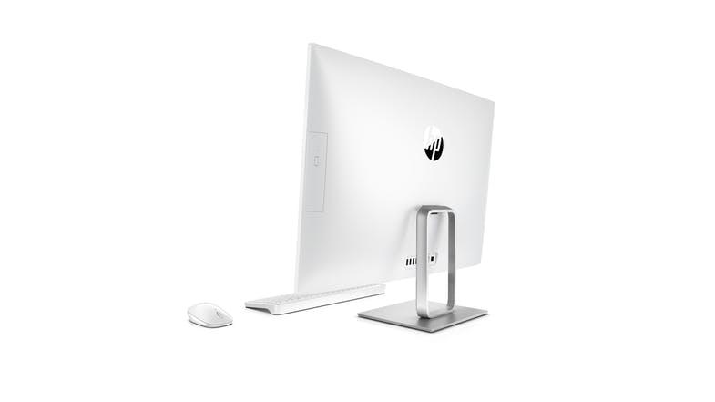 HP Pavilion 24-R104A All-in-One Desktop - Back
