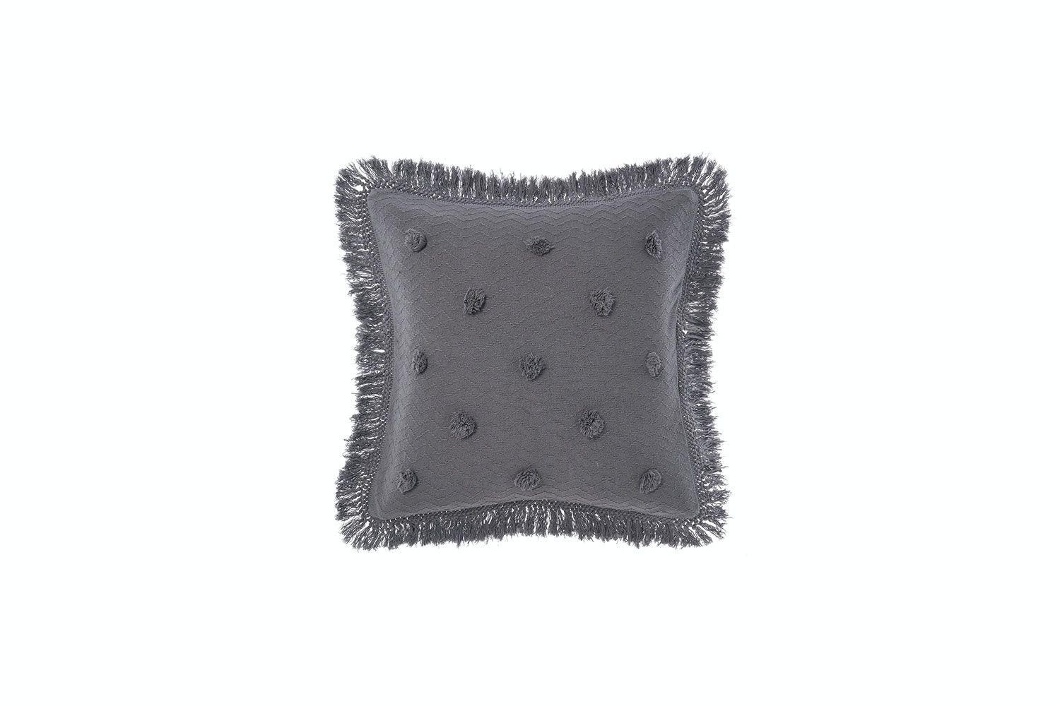 Adalyn Charcoal European Pillowcase by Savona