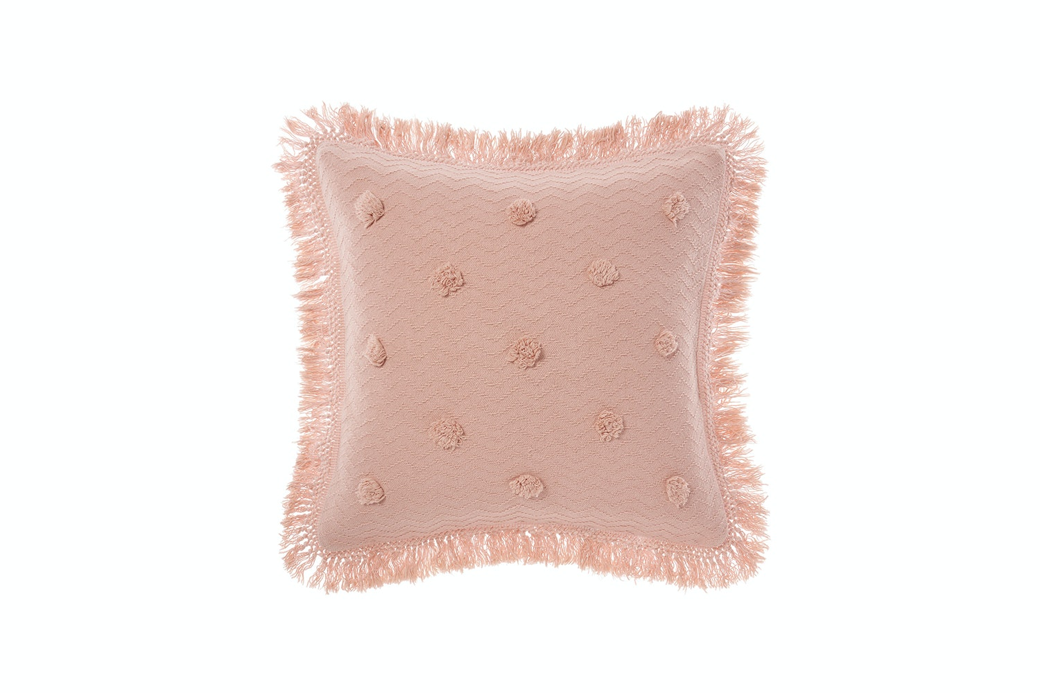 Adalyn Peach European Pillowcase by Savona