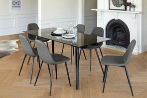 Alto 7 Piece Dining Suite