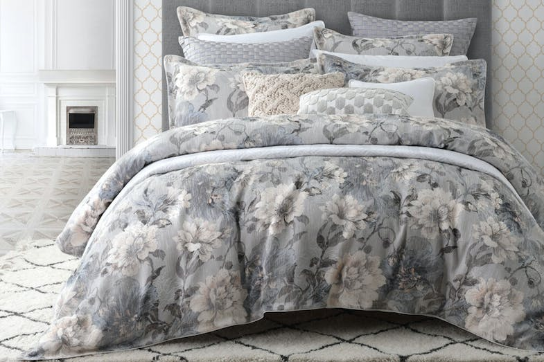 Ashby Dove Duvet Cover Set by Private Collection