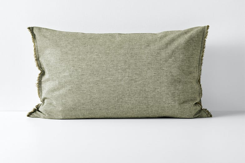 Standard Pillowcase - Olive
