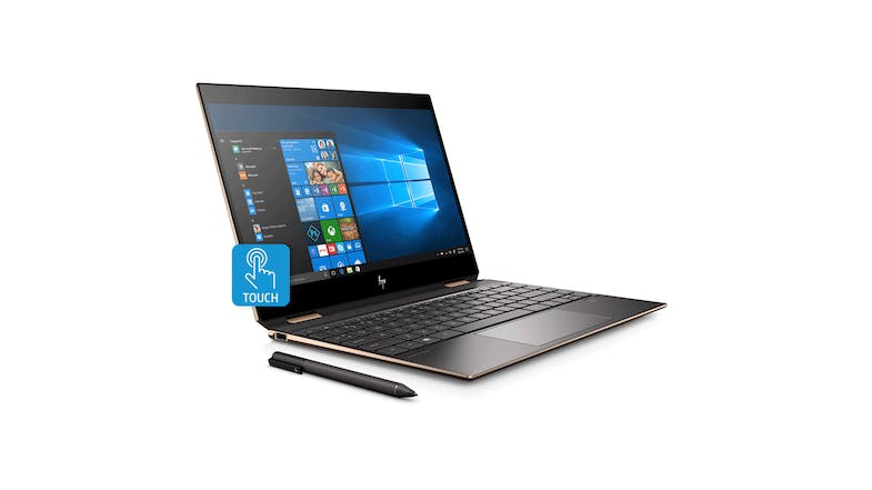 "HP Spectre x360 13.3"" Laptop - Left View"