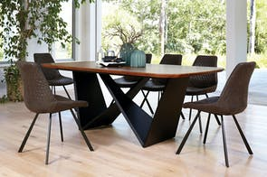 Grado Dining Table by Sorensen Furniture