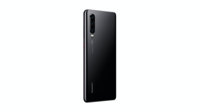 Huawei P30 Black - Left