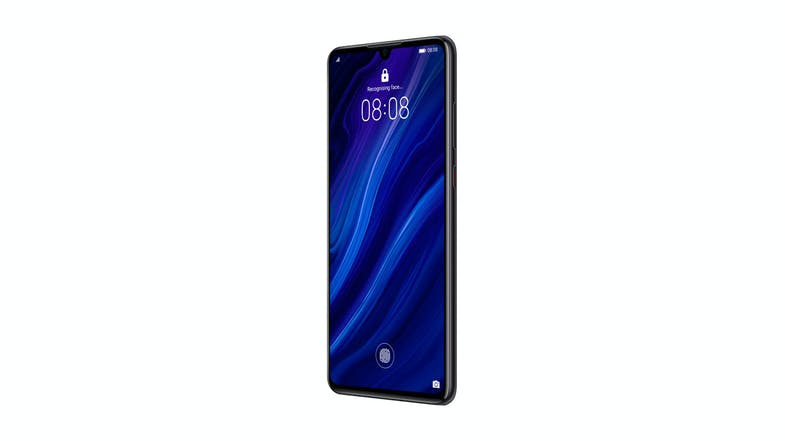 Huawei P30 Black - Right