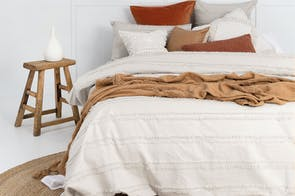 Kelso Duvet Cover Set by Bambury