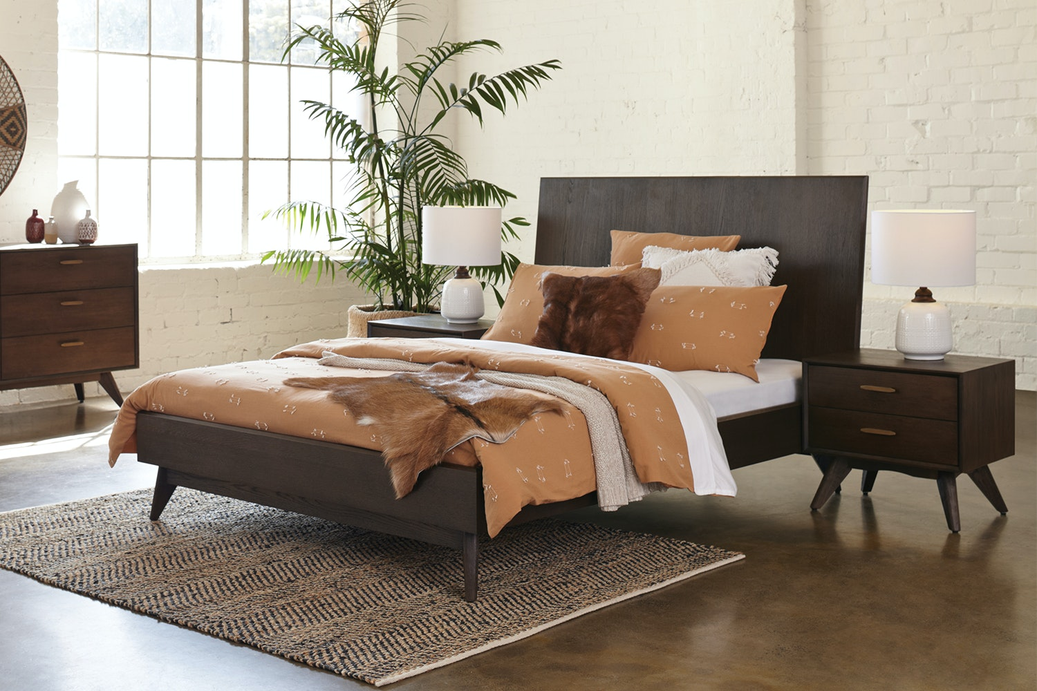 Loft Queen Bed Frame