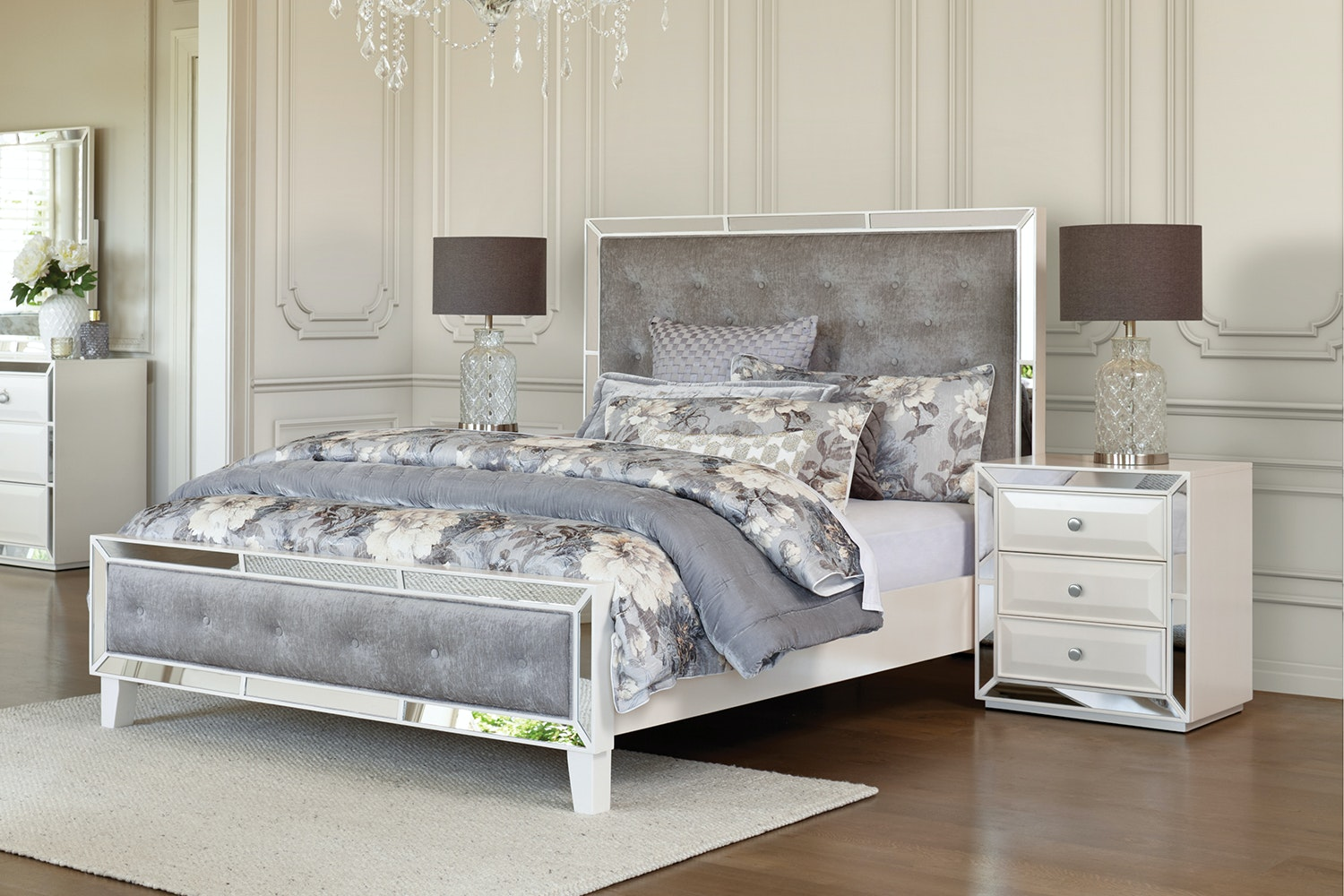 Majestic Queen Bed Frame