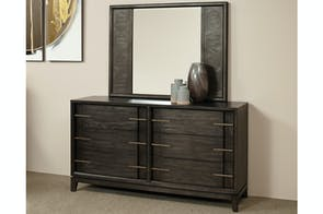 Proximity Heights Dresser With Mirror