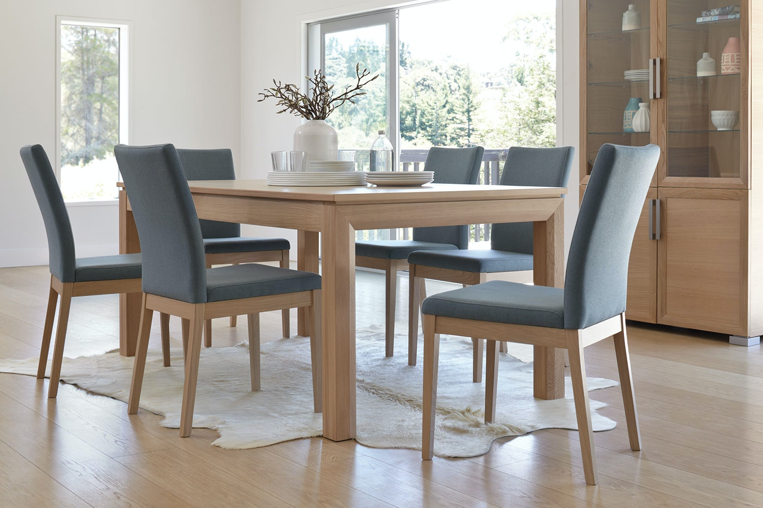Vienna 7 Piece Dining Suite by Paulack Furniture