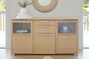 Vienna Tall Sideboard by Paulack Furniture