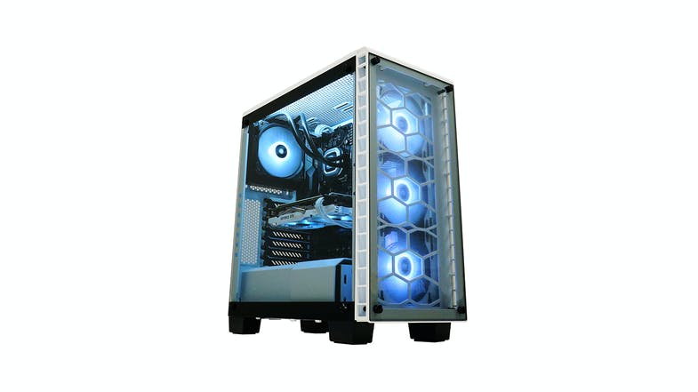 War Rigs White Witch GTX 1060 Gaming Desktop