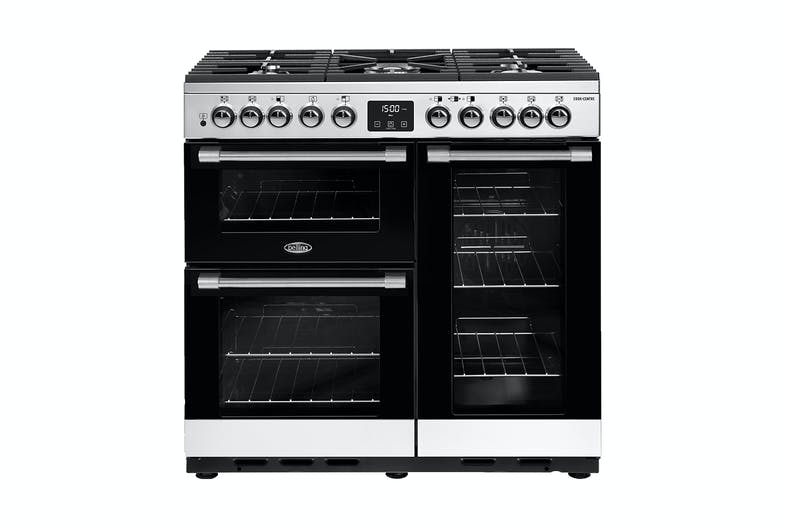 Belling CookCentre Deluxe Dual Fuel Range Cooker
