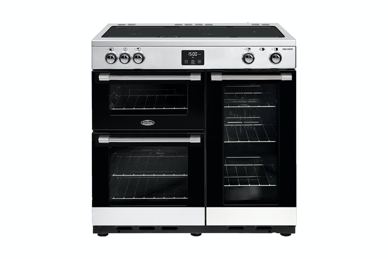 Belling CookCentre Deluxe Induction Range Cooker