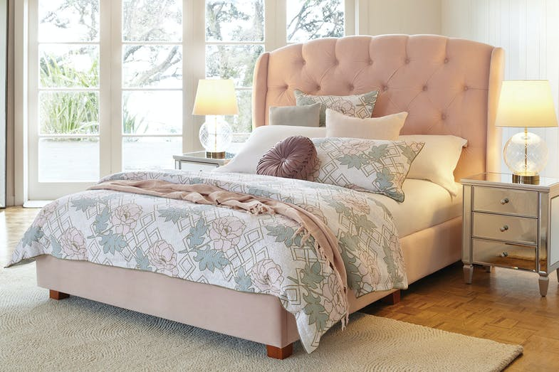 Beatrice Queen Bed Frame by Buy Now Furniture