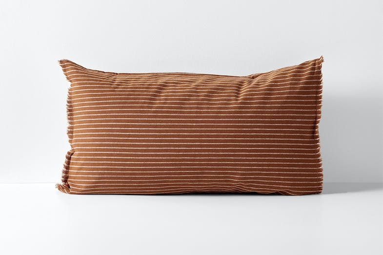 Standard Pillowcase - Cinnamon