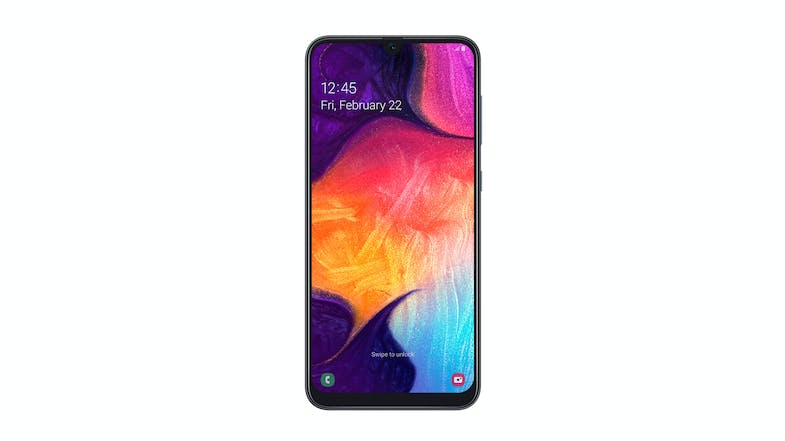 2degrees Samsung Galaxy A50 Smartphone