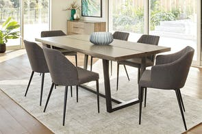 Wyuna Bay 2000mm Dining Table by Sorensen Furniture