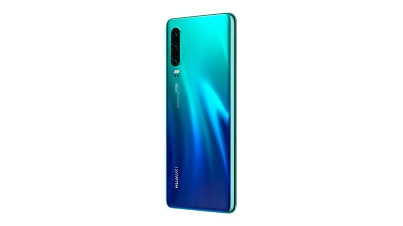 Huawei P30 Pro Aurora- Back Right