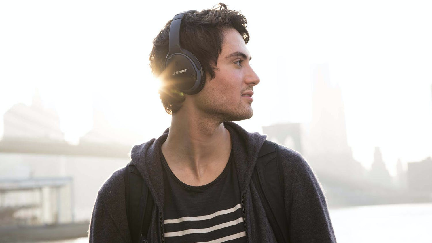 Bose SoundLink II Wireless Over-Ear Headphones