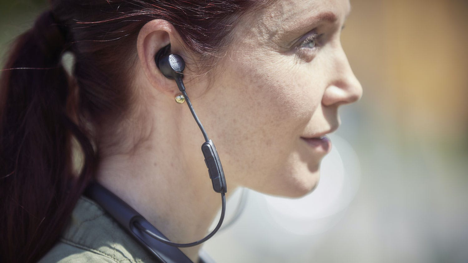 Bose QuietControl 30 Wireless In-Ear Headphones - Lifestyle