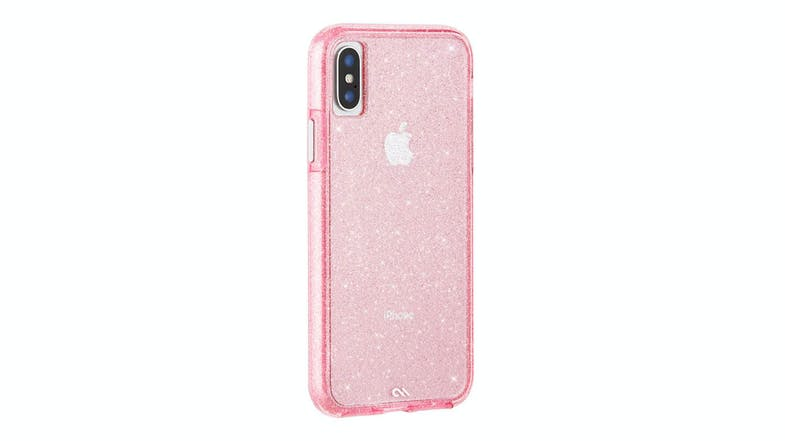 Case-mate Sheer Crystal Case - Front Angle