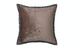 Marquis Copper European Pillowcase by Private Collection