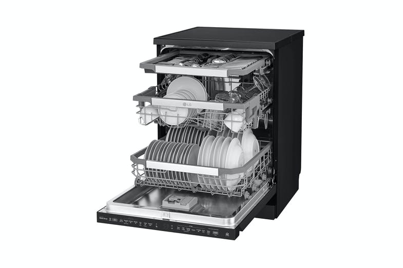 LG 15 Place Setting Steam Dishwasher