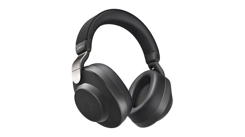 Jabra Elite 85h Wireless Noise Cancelling Over-Ear Headphones - Titanium Black