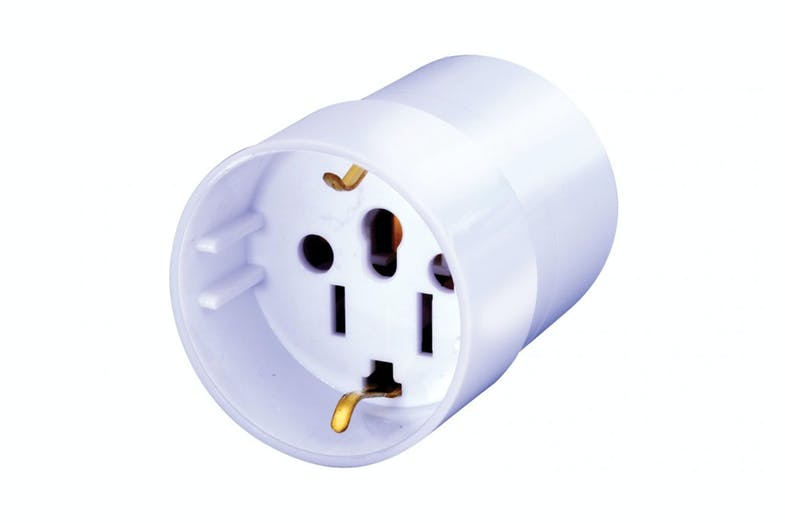 Vanco Europe, USA and Japan Travel Adaptor
