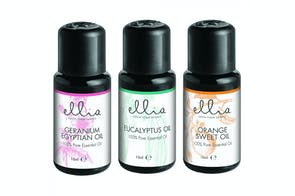 Ellia	Essential Oil - 3 Pack