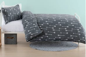 Arrows Duvet Cover Set by Squiggles