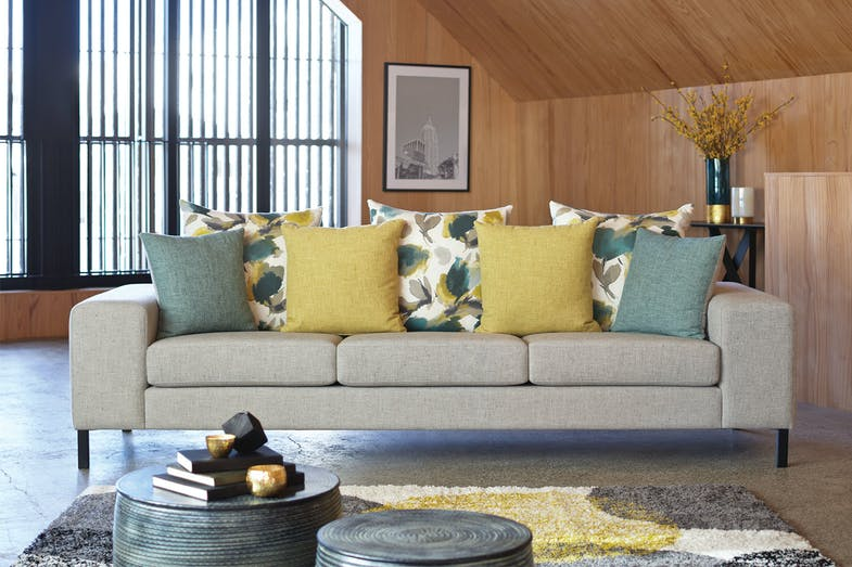 Aspen 3.5 Seater Sofa by Evan John Philp
