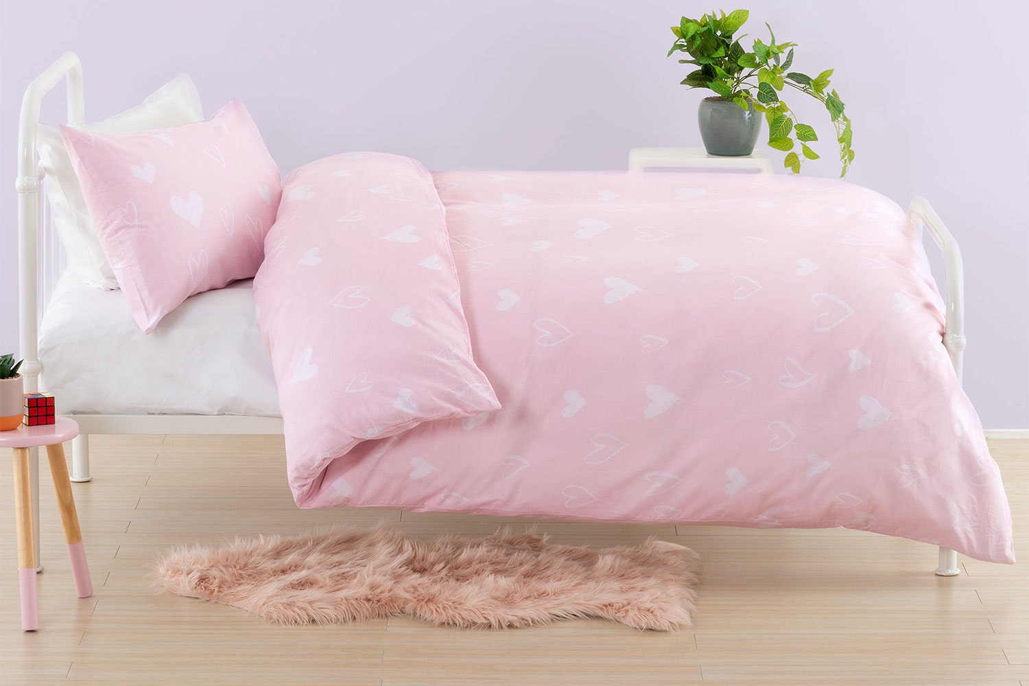 Hearts Duvet Cover Set By Squiggles Harvey Norman New Zealand