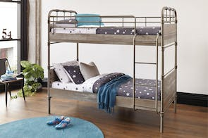 Industry Bunk Bed Frame by Nero Furniture