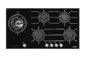 Miele 94cm Ceramic Gas Cooktop