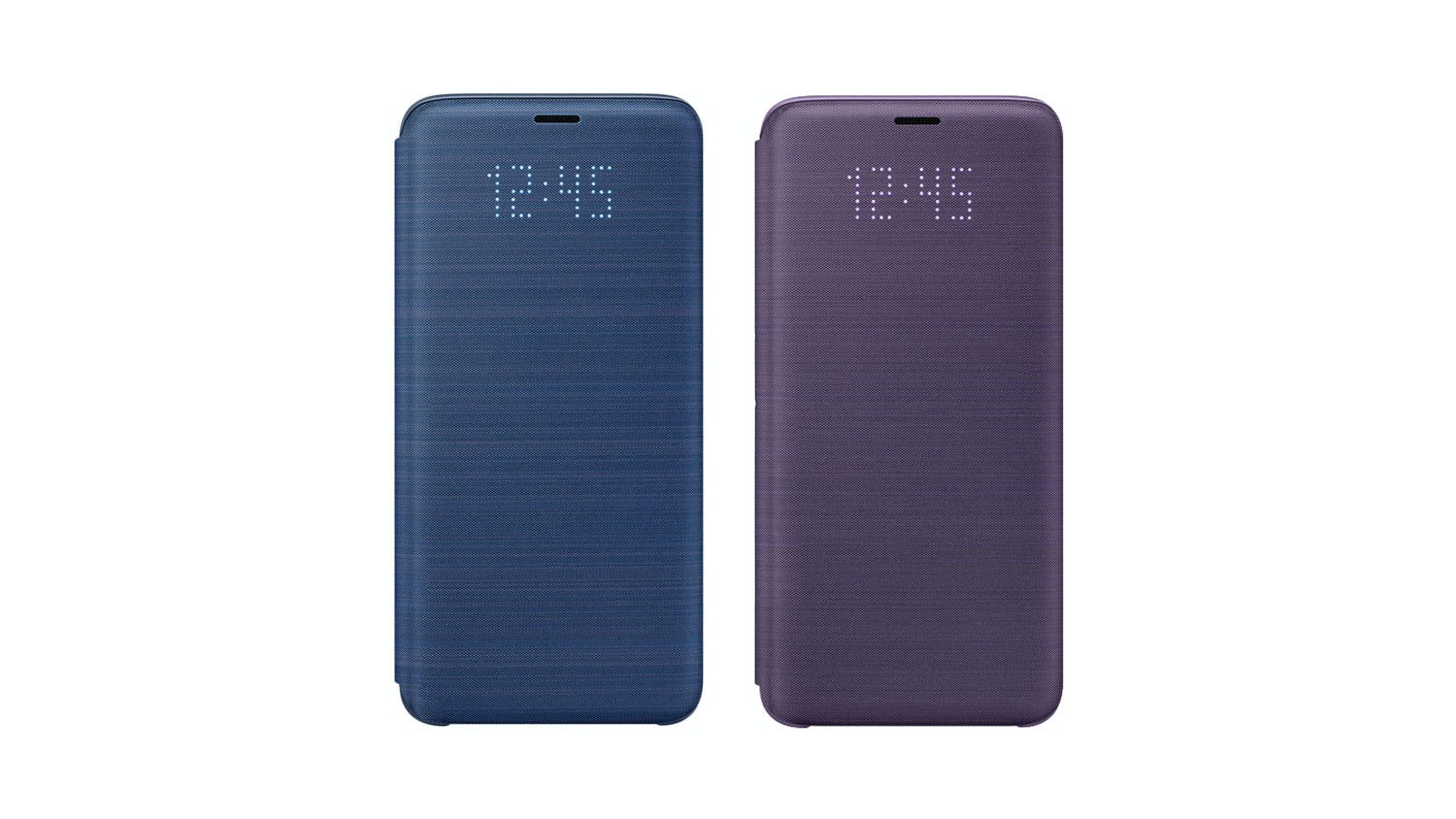 new arrival 28476 15729 Samsung Galaxy S9+ LED View Cover
