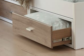 Hero 1 Drawer Under-Bed Storage Unit by Platform 10