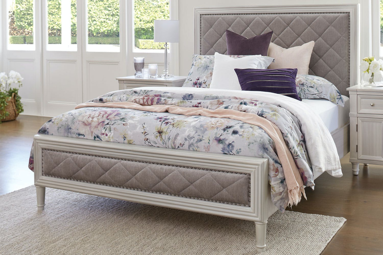 Vista King Bed Frame by Insato Furniture
