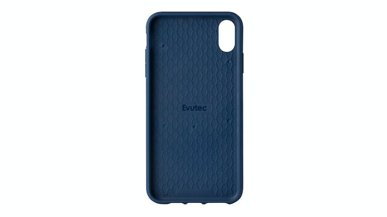 Evutec Northill Case in Blue/ Saddle