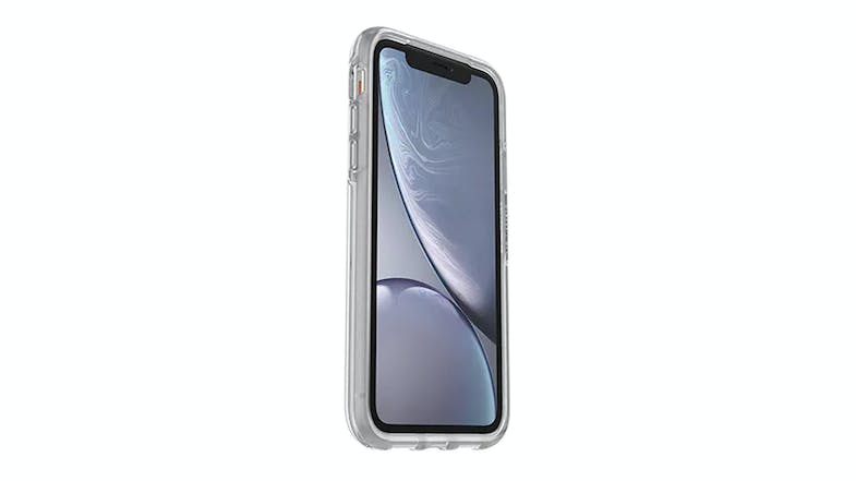 Otterbox Symmetry All Blacks Case for iPhone XR - Clear